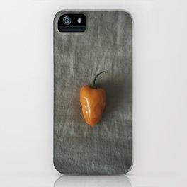 Habenero iPhone Case