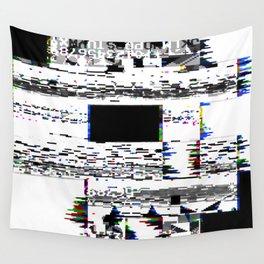8-Bit Skull Wall Tapestry