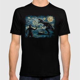 Jurassic Night T-shirt