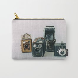 Vintage old film cameras Carry-All Pouch