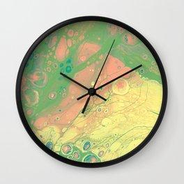peaceful bliss Wall Clock