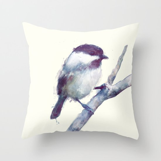 Bird // Trust Throw Pillow