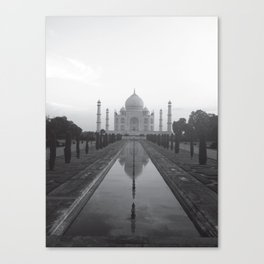 The Place I Love Most Canvas Print