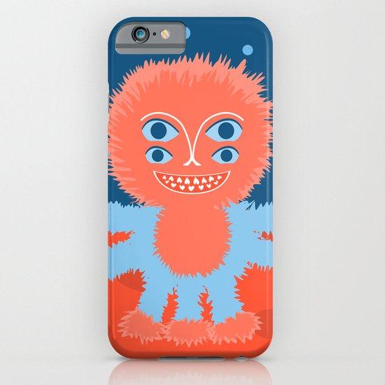Focussian Furry Alien iPhone & iPod Case