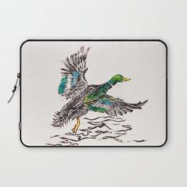Flying duck Laptop Sleeve