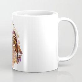 Native American Chief Coffee Mug