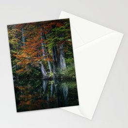 In Search of Faunus Stationery Cards