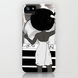 Sister, don't bother me! iPhone Case