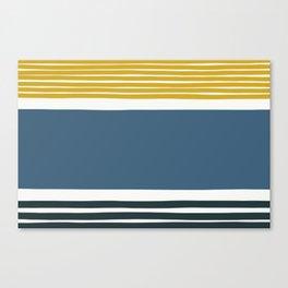 Midding Canvas Print