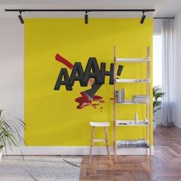 ONMTP - BIG AAAH! Wall Mural