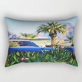 Family Vacation Rectangular Pillow