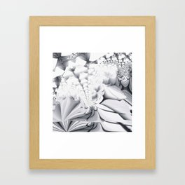 Fractal/ Framed Art Print