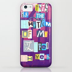 Rhythm  Slim Case iPhone 5c