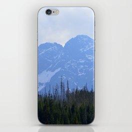 Tatry in May iPhone Skin