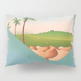 Algeria Pillow Sham