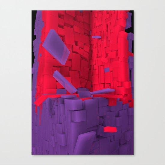 Blocks II Canvas Print