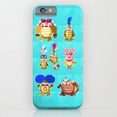 Koopalings! Slim Case iPhone 6s
