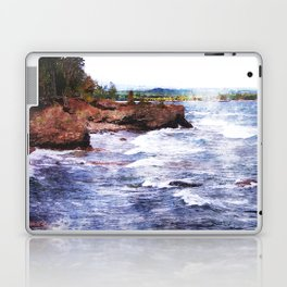 Upper Peninsula Landscape Laptop & iPad Skin