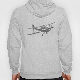 Vintage airplane Hoody