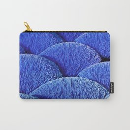 Blue Asian Impression Carry-All Pouch