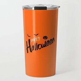 The Happy Halloween III Travel Mug