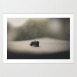 Little Secret Box (2) Art Print