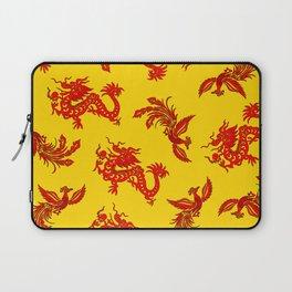 Phoenix Dragon Feng Shui Laptop Sleeve