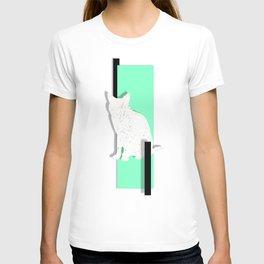 Marble Cat T-shirt