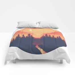 Redwood Pass Comforters