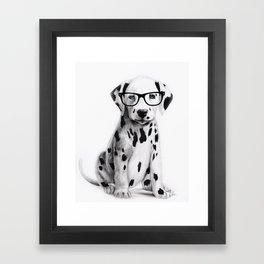 Bingo Framed Art Print