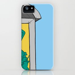 Hamilius iPhone Case