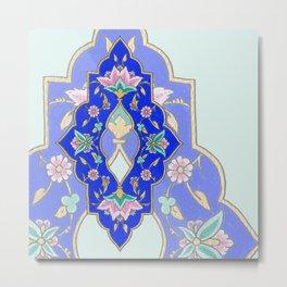 Orient Art Metal Print
