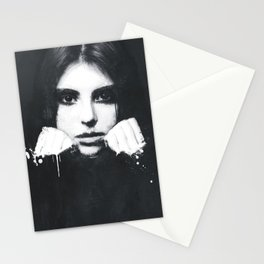 Mortal And Guilty, To Me The Entirely Beautiful Stationery Cards