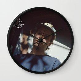 Mac Demarco - Salad Days Wall Clock