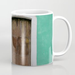 Sentido Unico Coffee Mug
