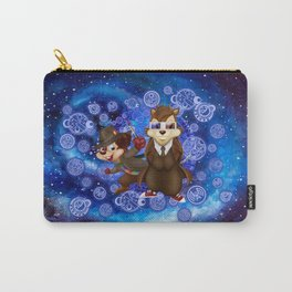 funny cute 10th and 4th Doctor squirrel iPhone 4 4s 5 5c 6, pillow case, mugs and tshirt Carry-All Pouch