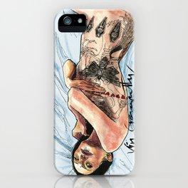 Figurative iPhone Case