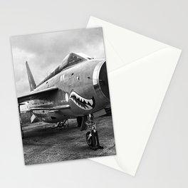 Lightning Under Stormy Skies Stationery Cards