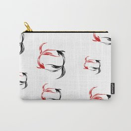 Koi Yin & Yang Carry-All Pouch