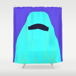 Hayek Shower Curtain