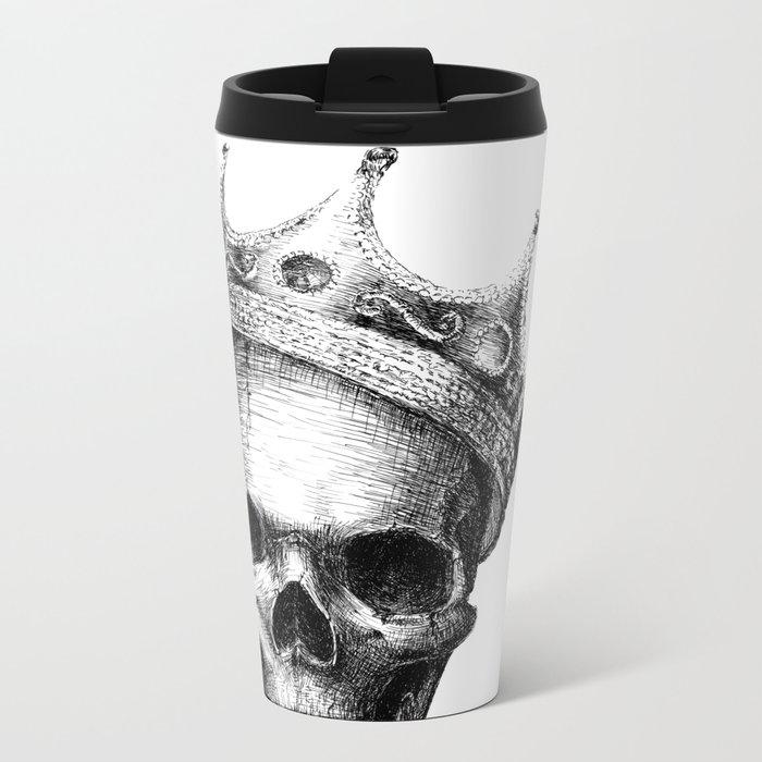 The Notorious B.I.G. Metal Travel Mug
