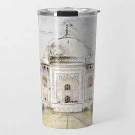 Taj Mahal, India Travel Mug