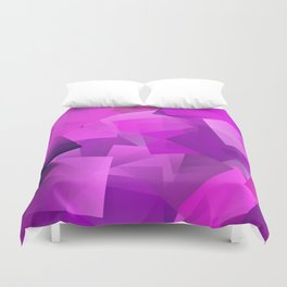 Colors of Advent Duvet Cover
