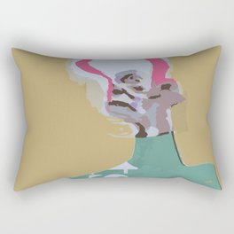 Portrait of Isabella Rectangular Pillow