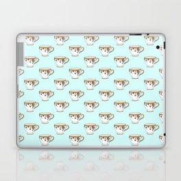 Teacup Pattern Laptop & iPad Skin