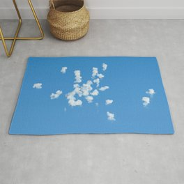 Explotijo (When the clouds make boom!) Rug