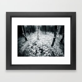 amongst us Framed Art Print