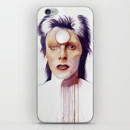 Starman iPhone Skin