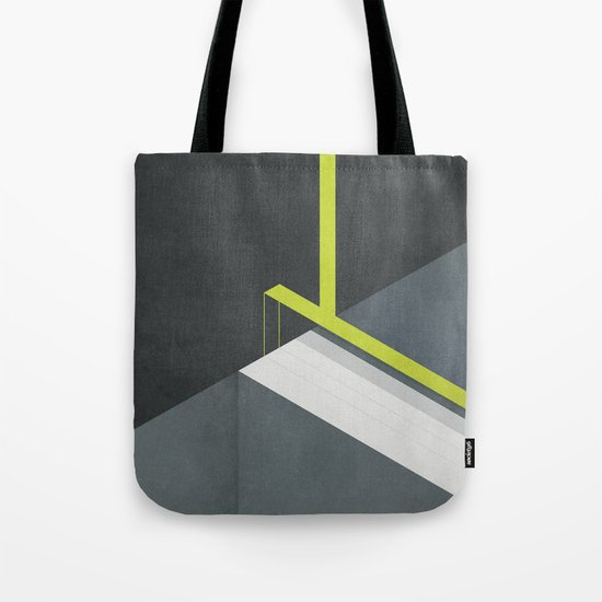 Off The Deep End Tote Bag