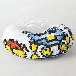 Dr. Mario Viruses Floor Pillow